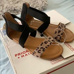 ❗️NWT❗️ Justice sandals